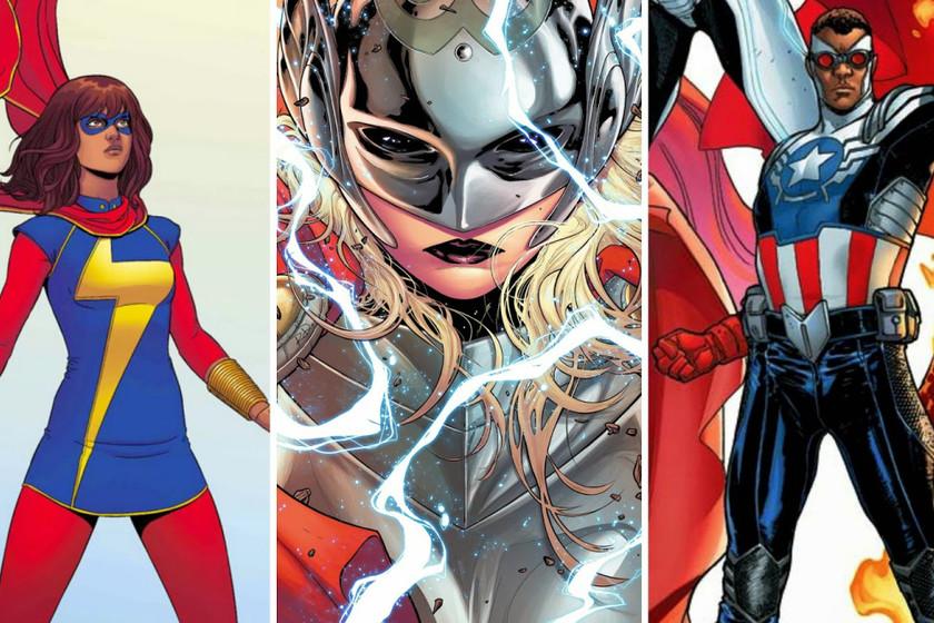 e13ffbe0d7ca Si Marvel está en crisis no es por culpa de la diversidad, sino por ...