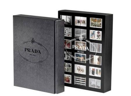 El libro con la historia de Prada