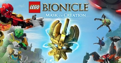 LEGO BIONICLE llega a Android completamente gratis