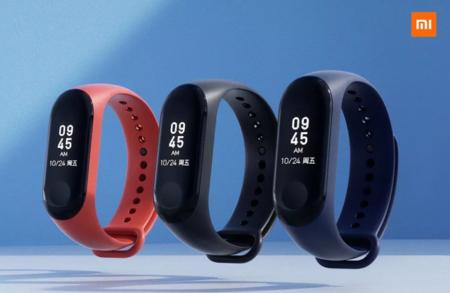 Mi Band 3, Xiaomi renueva su pulsera inteligente: pantalla OLED, NFC, sumergible y hasta 20 días de autonomía