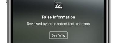 Instagram etiquetará automáticamente el contenido falso y lo eliminará de las pestañas Explorar y Hashtags