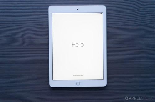 Análisis iPad (2017), la concentración de una idea