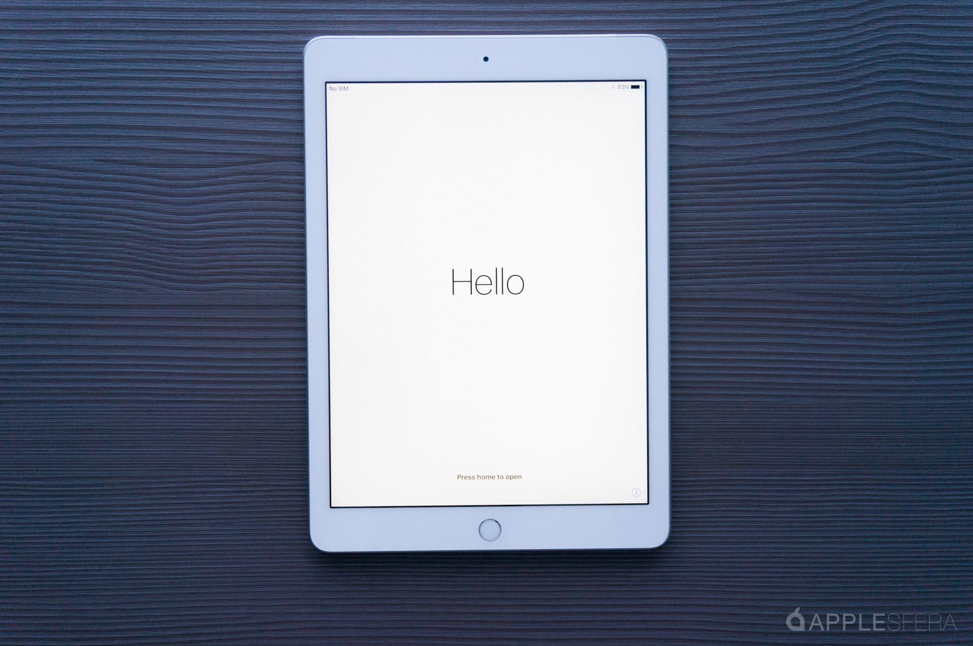 applesfera.com - Pedro Aznar - Análisis iPad (2017), la concentración de una idea