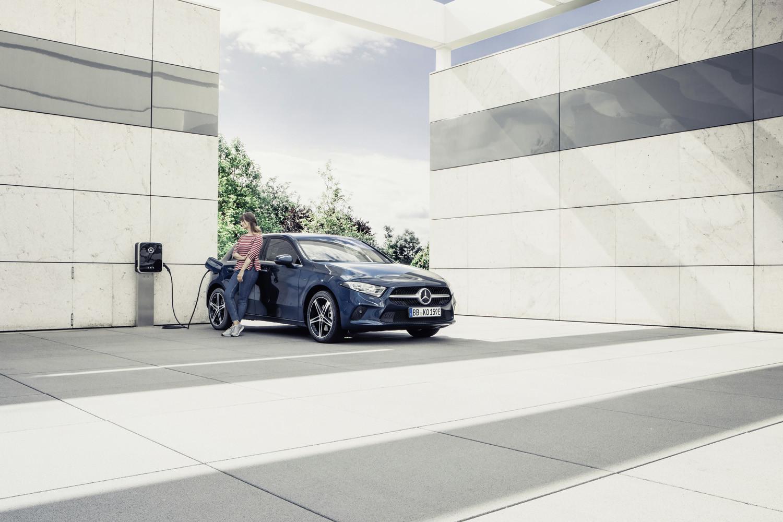 Foto de Mercedes-Benz A 250 e y B 250 e (15/34)