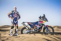 Marc Coma nos cuenta qué se lleva de equipaje para el Rally Dakar 2015