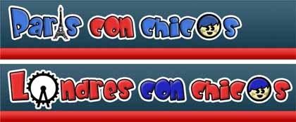 París con chicos y Londres con chicos, blogs útiles para mamás hispano parlantes