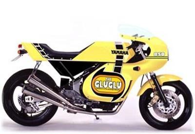 GluGlu, dando un nuevo aire a la Yamaha TRX 850