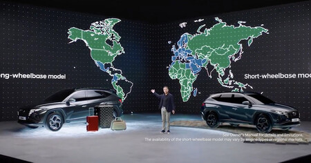 Hyundai Tucson México 2022