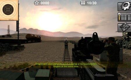 Arma II Firing Range