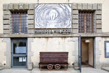 Museum Of Mines Of Mercury Monte Amiata