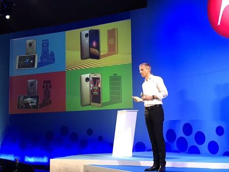 Moto G5 Presentacion