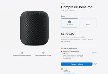 Homepod Liquidacion Mexico
