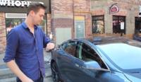 Tesla Model S y Android Wear empiezan a ser compañeros de viaje