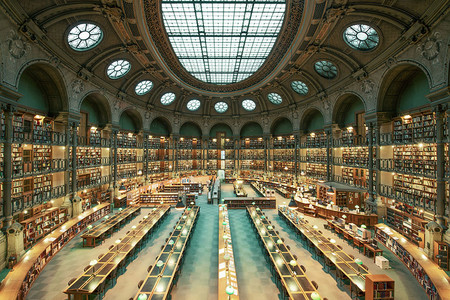 Bibliotheque Nationale De France Paris France