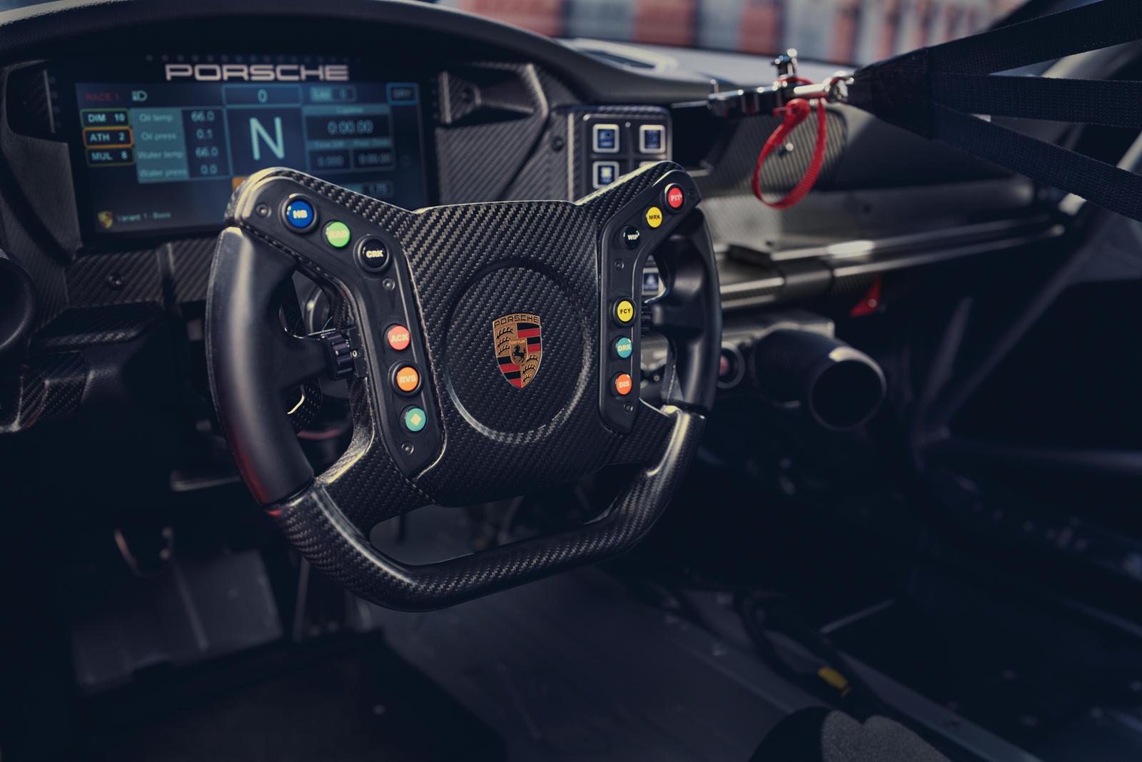 Foto de Porsche 911 GT3 Cup (21/22)