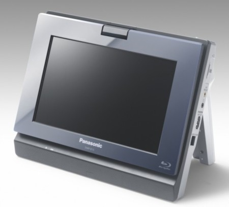 Panasonic DMP-B15 reproduce tus Blu-ray en cualquier lado