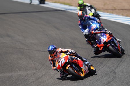 Alex Marquez Jerez Motogp 2020