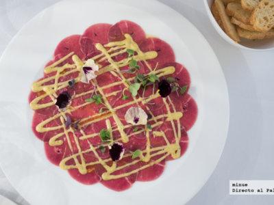 Restaurante La Bodeguita de María, para darse un capricho en Valencia