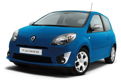 Nuevo Renault Twingo II, fotos oficiales del pequeño Clio