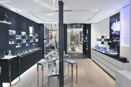 Una nueva boutique Guerlain en Paris siempre es una buena noticia