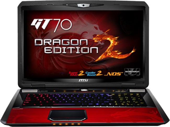 MSI Dragon Edition 2