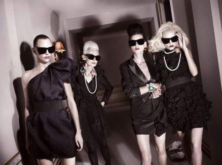 Las primeras imágenes de Lanvin para H&M