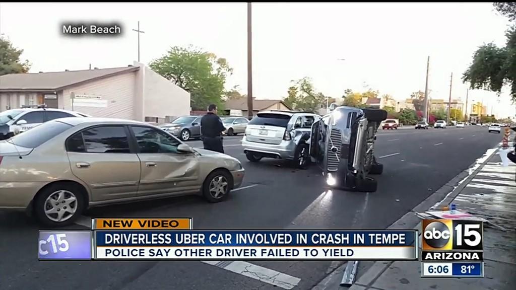 miedo coche autónomo accidente