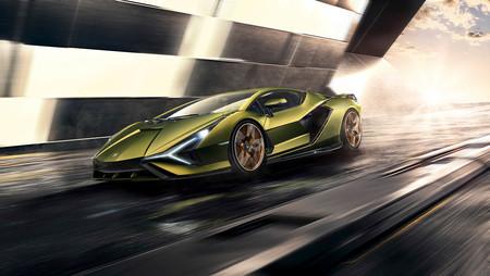 El Lamborghini Sián es el primer híbrido de la marca, con 819 CV y un precio de 3,3 millones de euros