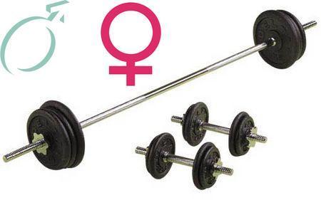 Entrenamiento de fuerza en hombres y mujeres ¿deben ser diferentes?