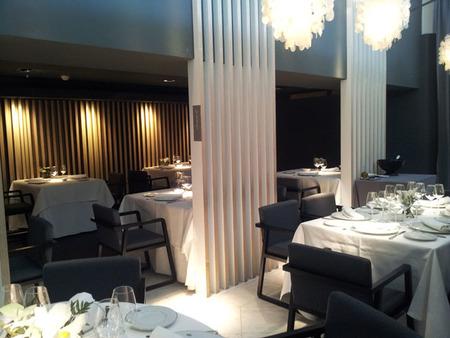 Comedor restaurante Palacio Cibeles