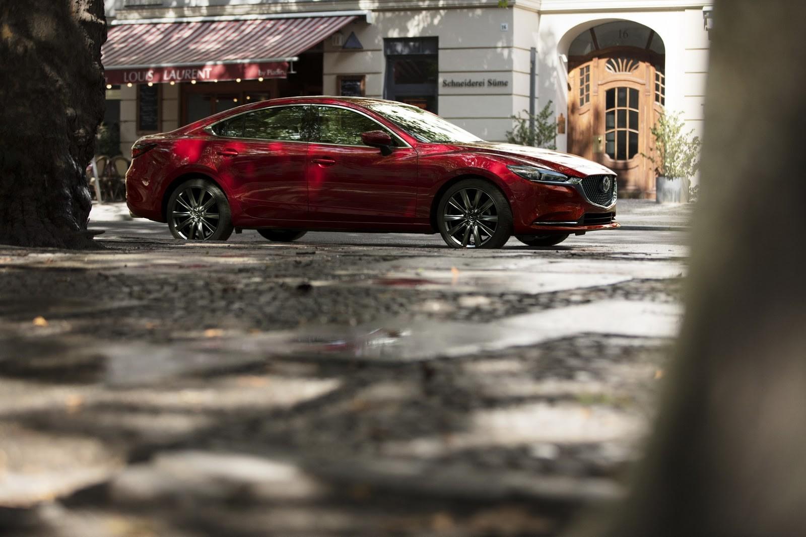 Foto de Mazda6 2019 (9/16)