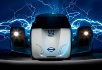 Nissan ZEOD RC: El eléctrico más rápido del mundo correrá en Le Mans 2014