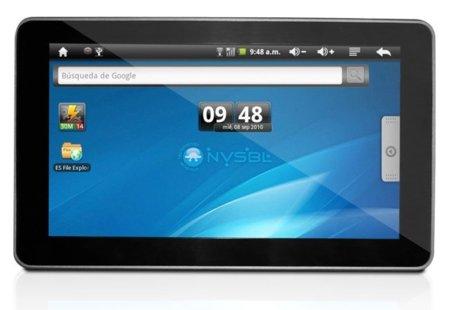 Nvsbl P4D v2 listo para salir al mercado con Android 2.1