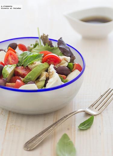 No busques más: estas son las ensaladas de verano definitivas