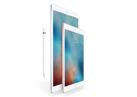 El nuevo iPad Pro llega con 9,7 pulgadas repletas de ambición