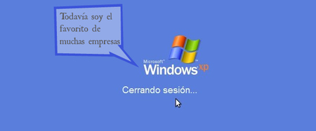 ¿Por qué la empresa no aprecia las mejoras que aporta Windows 7 sobre XP?