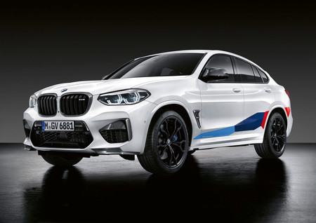 Bmw X3 Y X4 M M Performance
