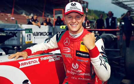 Schumacher Haas F1 2021 2