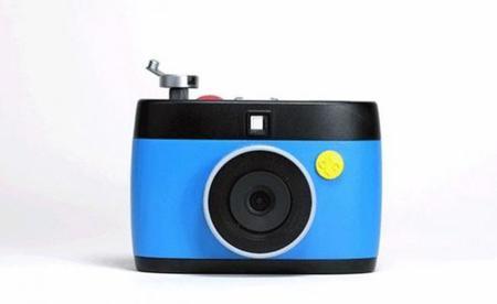 OTTO, la cámara que nos permitirá grabar imágenes GIF animadas con Raspberry Pi