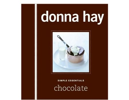 Simple Essentials Chocolate de Donna Hay. Libro