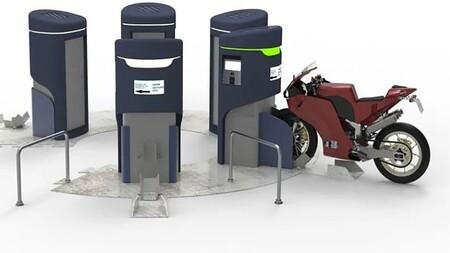 Bikers Guardian: un dispositivo que evita el robo de motos, con capacidad para almacenaje y que recarga las eléctricas