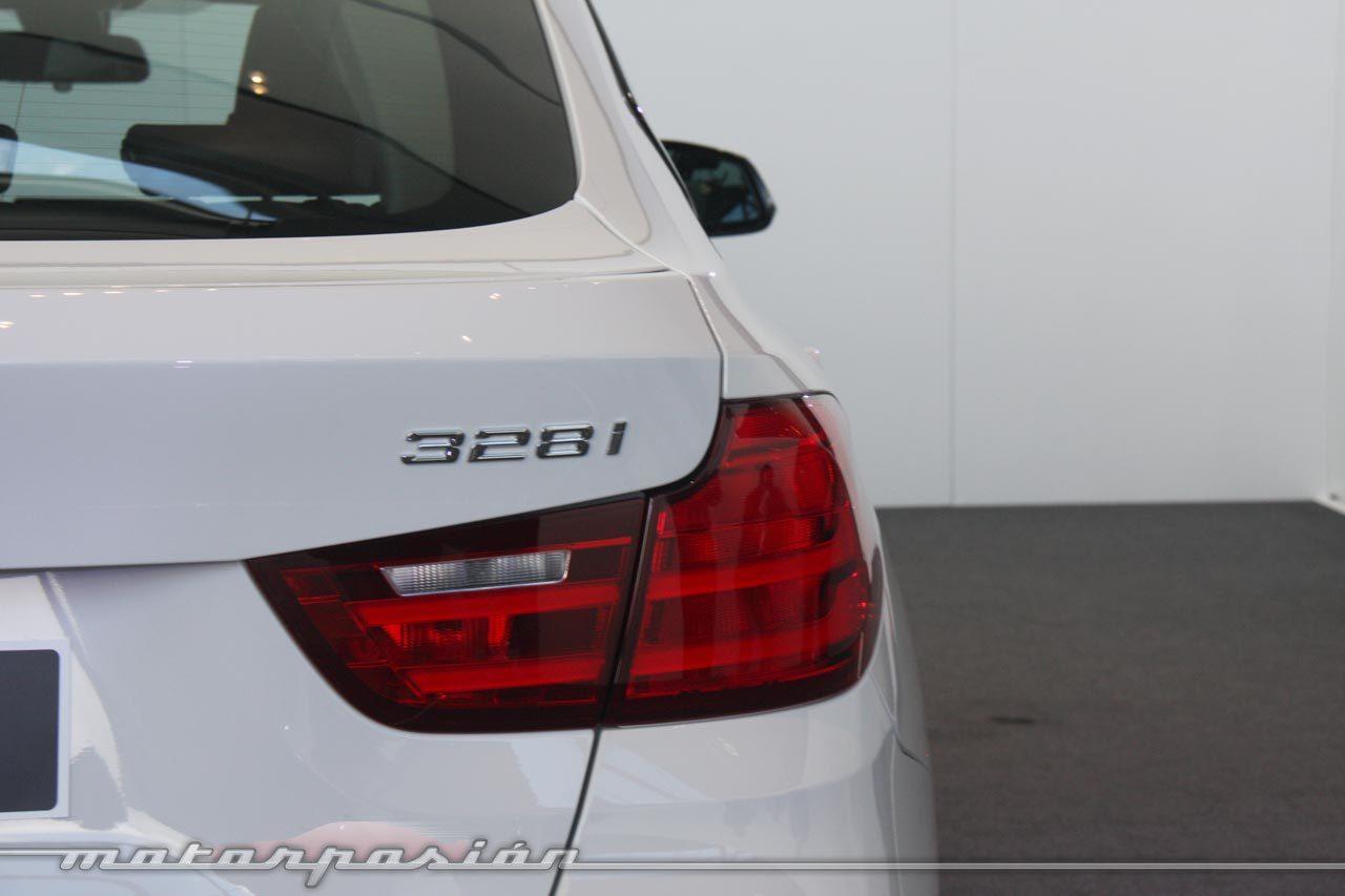 Foto de BMW Serie 3 GT (Presentación estática) (39/43)