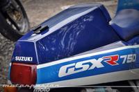 Aquellas maravillosas motos: prueba Suzuki GSX-R 750 (valoración y galería)