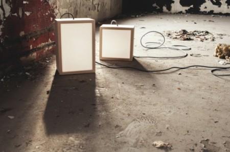 LM Box, una lámpara magnética, una opción diferente