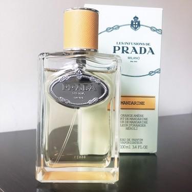Prada lanza Mandarine, su nuevo (y embriagador) perfume. Lo probamos