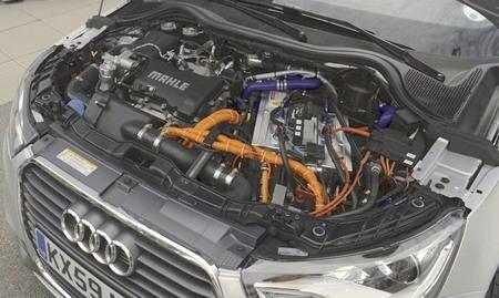 Mahle Audi A1 eléctrico de rango extendido 02