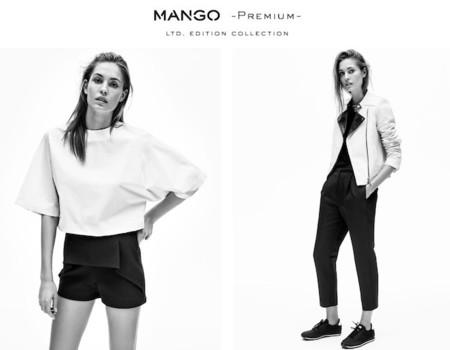 Mango colección enero 2014: año nuevo, lookbook nuevo