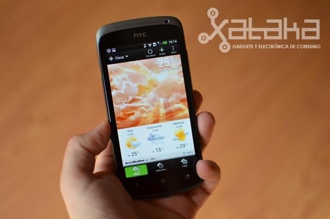 HTC One S análisis en mano