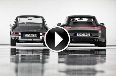 50 años de Porsche 911: repasamos su historia en vídeo