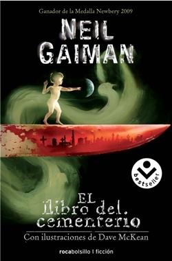 'El libro del cementerio', de Neil Gaiman